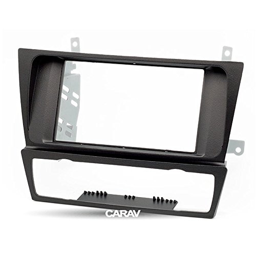 2006-2014 CARAV 11-124 2-DIN car head unit fascia facia installation dash kit for AUDI TT 8J