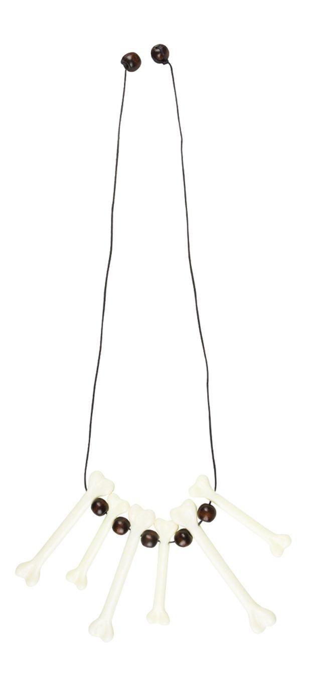 One Size Boland 64478/Collar de Hueso Disfraz