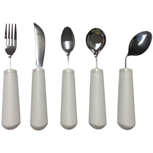 Kinsman Classic Bendable Utensils : Teaspoon (Classic Teaspoons)