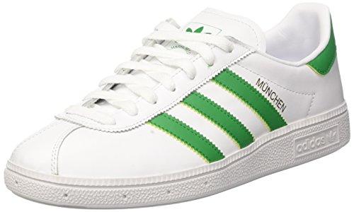 Oro Munchen Adidas Bianco Met Verde Sneaker A Core Basso Collo Uomo qFTnUF1w