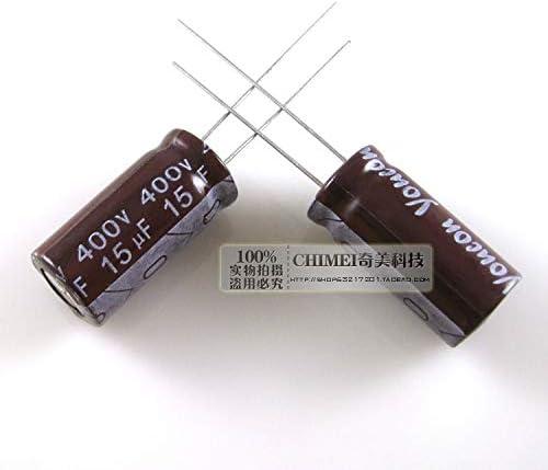 zhiounny 50V 47000UF//MFD Aluminum Screw Audio Filtering Electrolytic Capacitor 105℃