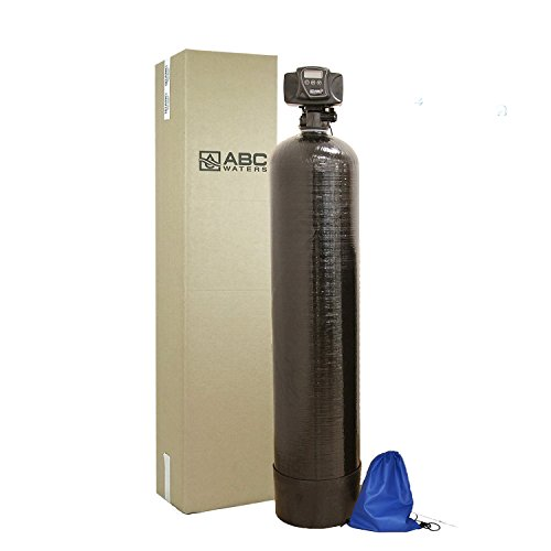 ABCwaters built Fleck 5600sxt Backwashing Carbon Filtration Systems (2 Cubic Feet) by ABCwaters