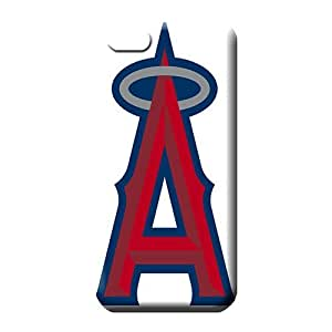 diy zhengiPhone 6 Plus Case 5.5 Inch normal Ultra Premium trendy phone carrying cases los angeles angels mlb baseball
