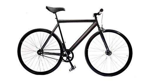 Projekt Fixie - Vapur 725 Aero-Leader Style Steel Fixed Gear City Bike
