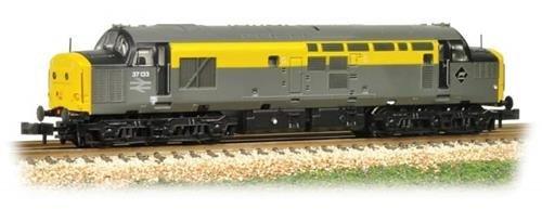 Graham Farish 371-456 Class 37/0 37133 BR Grey & Yellow Dutch by Graham Farish