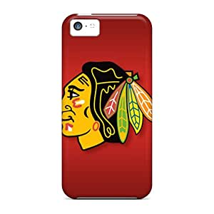 Top Quality Protection Chicago Blackhawks Cases Covers For Iphone 5c