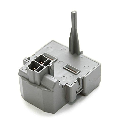 Frigidaire 297237702 Refrigeration Appliance Compressor Start Relay Genuine Original Equipment Manufacturer (OEM) Part