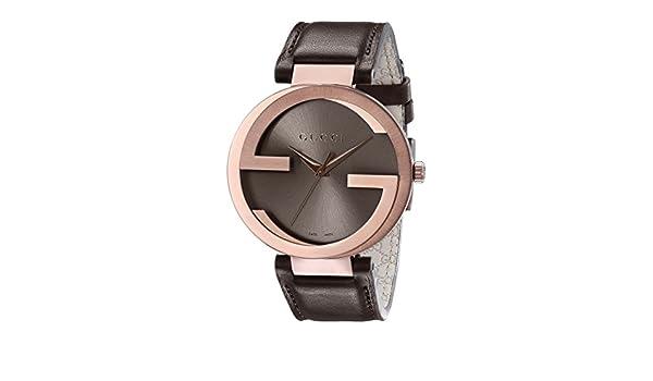6c347c62747 Gucci YA133207 Mens G-Interlocking Wrist Watches  Gucci  Amazon.ca  Watches