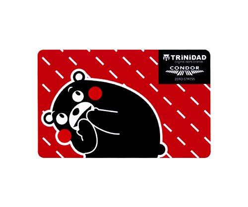 フェニックス×トリニダード ゲームカード くまモン柄 レッド