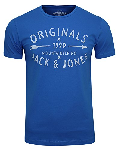 JACK & JONES HERREN FREIZEIT / SPORT / CLUB T-SHIRT