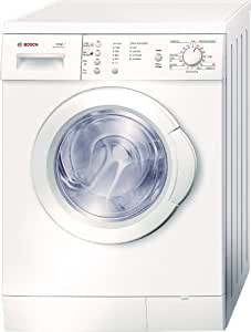 Bosch WAE20164EP Independiente Carga frontal 7kg 1000RPM Color blanco - Lavadora (Independiente, Carga frontal, Color blanco, 7 kg, 1000 RPM, A)