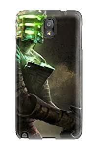 CaseyKBrown KahfsTB8494KJzWQ Case Cover Galaxy Note 3 Protective Case Dead Space Art Work