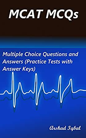 Amazon.com: MCAT MCQs: Multiple Choice Questions and Answers ...