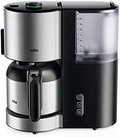 Braun Household IDCollection - Cafetera eléctrica Negro: Amazon.es: Hogar