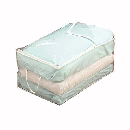 H u0026 L Russel Oblong Storage Bag Soft Touch Clear  sc 1 st  Amazon UK & H u0026 L Russel Oblong Storage Bag Soft Touch Clear: Amazon.co.uk ...