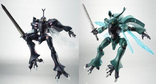 ROBOT魂 -ロボット魂-〈SIDE AB〉 聖戦士ダンバイン ダンバイン (トッド機&トカマク機)(魂ウェブ限定) B00CGGANK8
