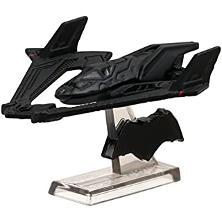 Hot Wheels Retro Entertainment Diecast Batwing Vehicle