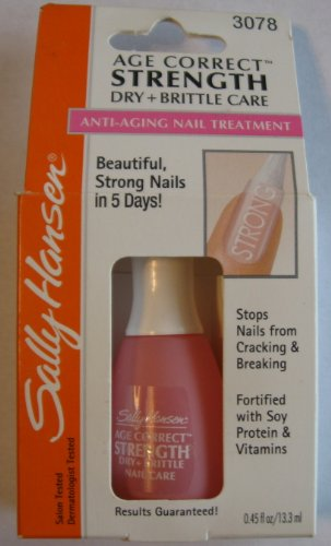 Sally Hansen Age Correct Nail Strength
