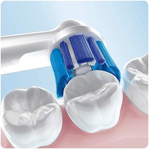 Oral-B - Precision Clean EB20 Pack de 4 - Brossettes pour brosses à dents électriques