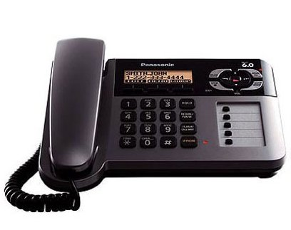 amazon com panasonic kx tg1061 expandable digital corded telephone rh amazon com
