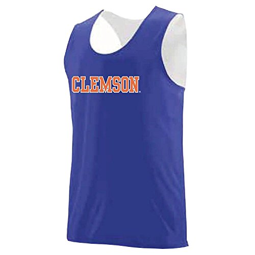 Youth Collegiate Replica Basketball Jersey - Clemson Tigers - Medium