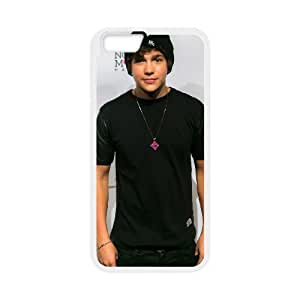 DIY Stylish Printing Austin Mahone Cover Custom Case For iPhone 6 4.7 Inch MK1Q852988