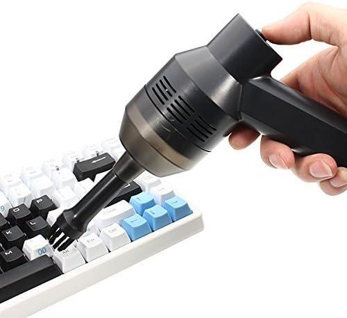 kcopo USB aspirador Computer Keyboard Aspiradora Mini Aspiradora bequemlichkeit Aspiradora para limpiar los Teclado del ordenador Higiene: Amazon.es: Hogar