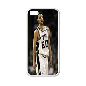 MEIMEIExclusive Manu Ginobili plastic hard case skin cover for iphone 6 plus 5.5 inch AB939245MEIMEI
