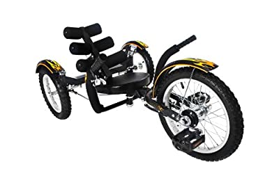 Mobo Mobito- The Ultimate Three Wheeled Cruiser (Youth)