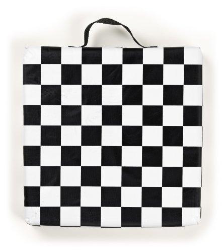 (NASCAR Checkard Seat Cushion)