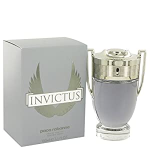 Invictus Cologne By PACO RABANNE 5.1 oz Eau De Toilette Spray FOR MEN