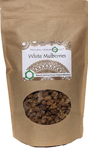 Natural Healing House Organic Mulberries 16 oz