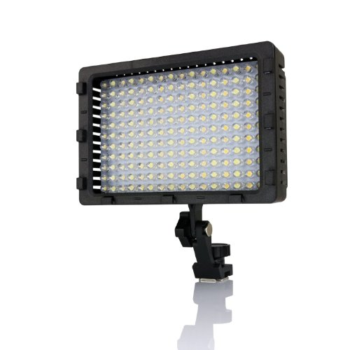 Opteka VL-126 Ultra High Power 126 LED Digital Camera / Camcorder Video Light by Opteka