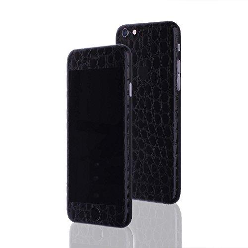 AppSkins Folien-Set iPhone 6s Full Cover - Alligator black