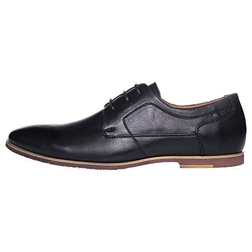 Mens Dress Dress Shoes Black Oxford Mens rrqTxd4