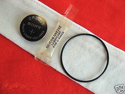 Suunto D4 and D4i Dive Computer watch Replacement Battery Kit