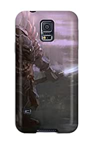 Special Design Back Warrior Phone Case Cover For Galaxy S5