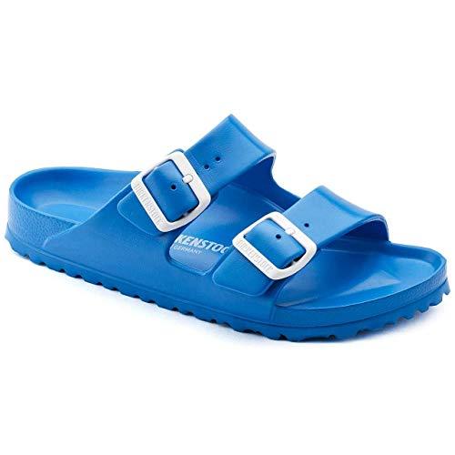 Birkenstock Unisex Arizona Essentials EVA Scuba Blue Sandals - 41 N EU / 10-10.5 2A(N) US ()