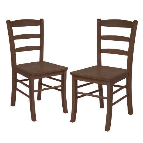 Amazon.com: Winsome Wood 94232 Benjamin Seating, Walnut: Kitchen & Dining - Amazon.com: Winsome Wood 94232 Benjamin Seating, Walnut: Kitchen