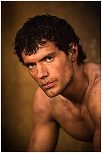 Henry Cavill 8 X 10 Photo Superman Immortals The Count Of Monte Cristo Headshot Shirtless At Amazon S Entertainment Collectibles Store