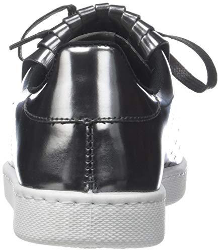 Sneaker Flecos Espejo Deportivo antracita Victoria Grigio Donna 16 OwqUxC