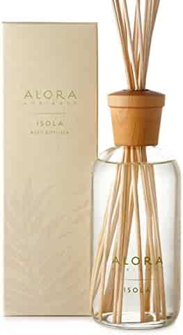 Isola Reed Diffuser 16oz diffuser by Alora Ambiance