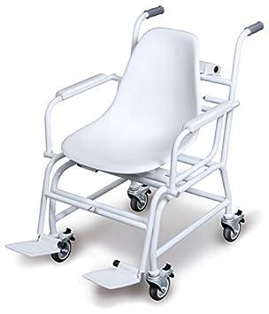 Silla Báscula con núcleo de escaneado Autorización [MCB 300 K100 M] mobile silla Báscula con cuatro ruedas ...