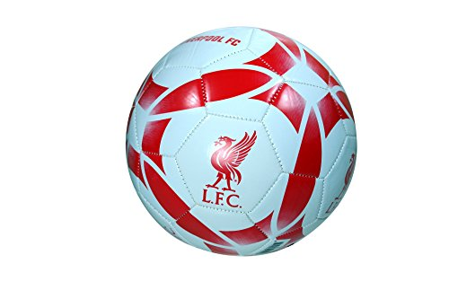 Liverpool F.C. Authentic Official Licensed Soccer Ball Size 5 -09 by Liverpool F.C.