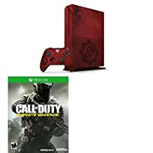 Xbox One S 2TB Console - Gears of War 4 Limited Edition Bundle + Call of Duty: Infinite Warfare