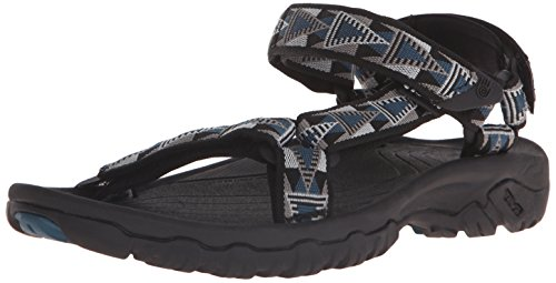 Teva Men Hurricane XLT M Sandal Mosaic Black/Blue