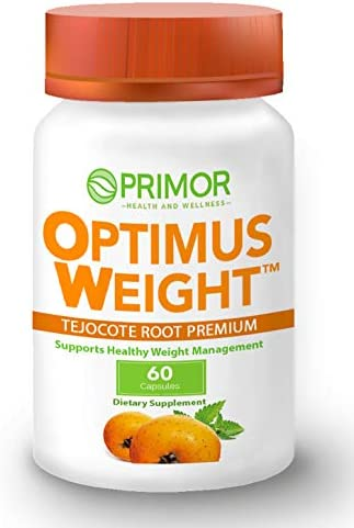 Optimus Weight Tejocote Supplements Capsules product image