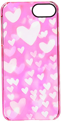 Uncommon-c0088–jM-apple iPhone 5/5S motif heart you deflector forever