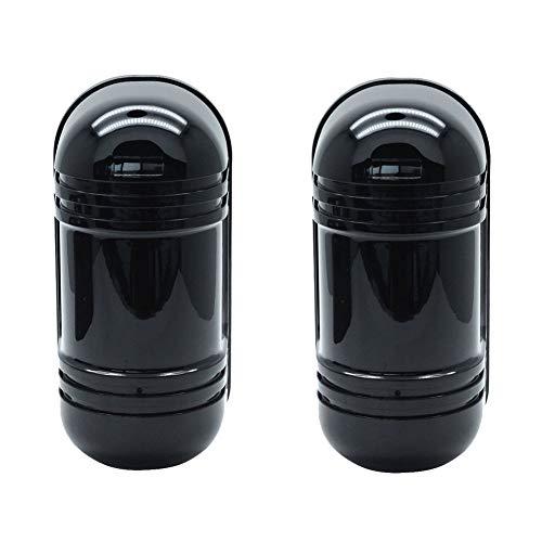 Yohii Dual Alarm Beam Sensor Indoor 300m Outdoor 100m Infrared Detector