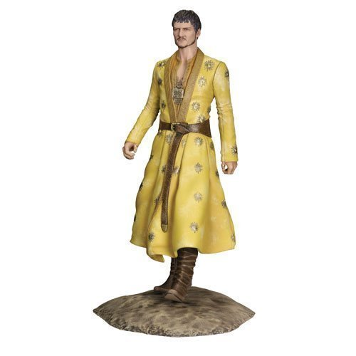 Game of Thrones Oberyn Martell Figure by Dark Horse